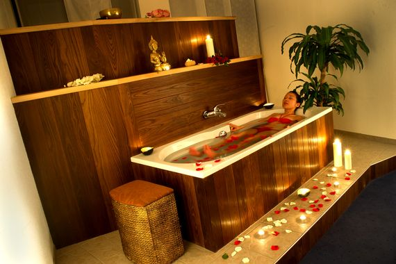 Tantrisches Dusch- und Badritual